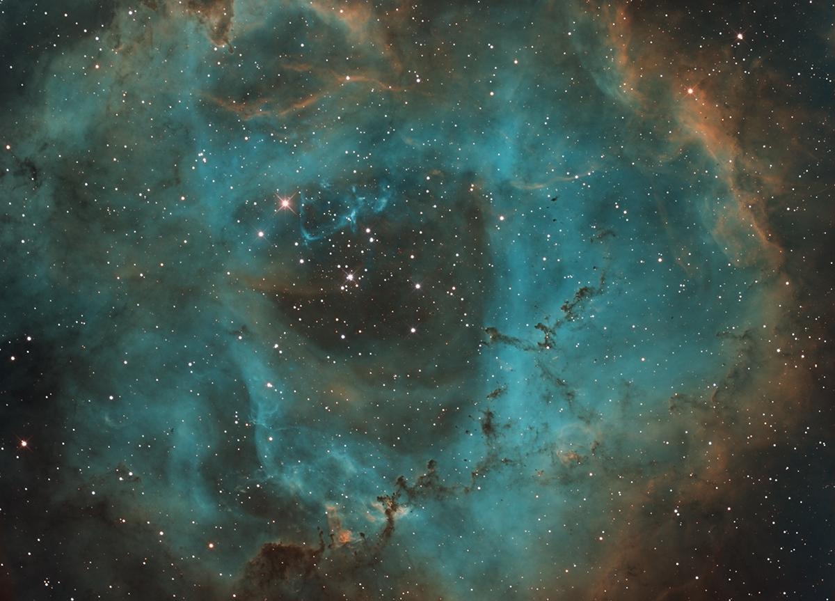 NGC2244 SHO