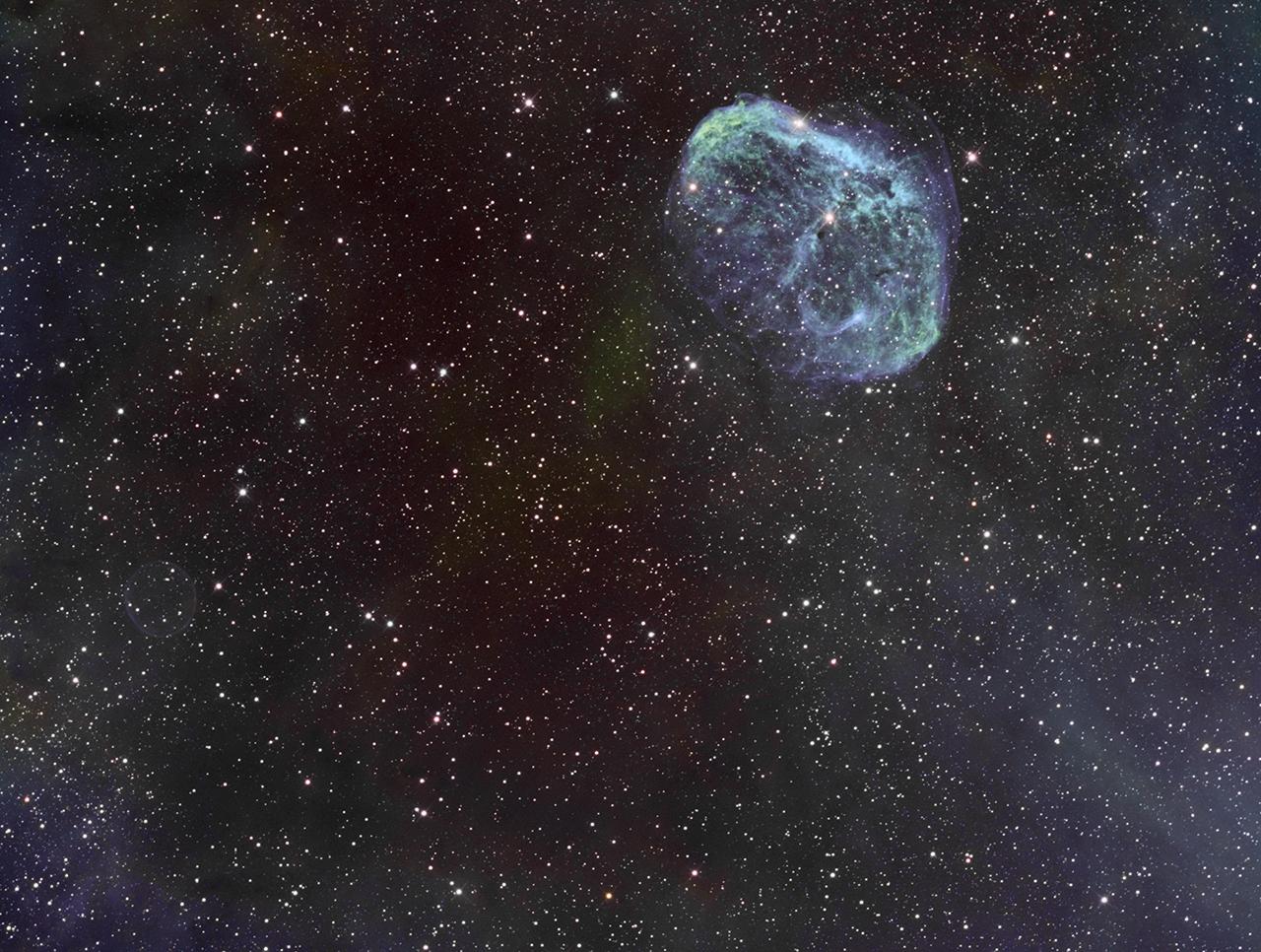 NGC6888 SHO