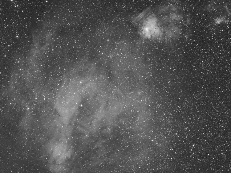 SH2-205 SH2-205 SH2-209 NGC1496 NGC1497